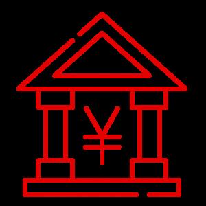 金融機関選択